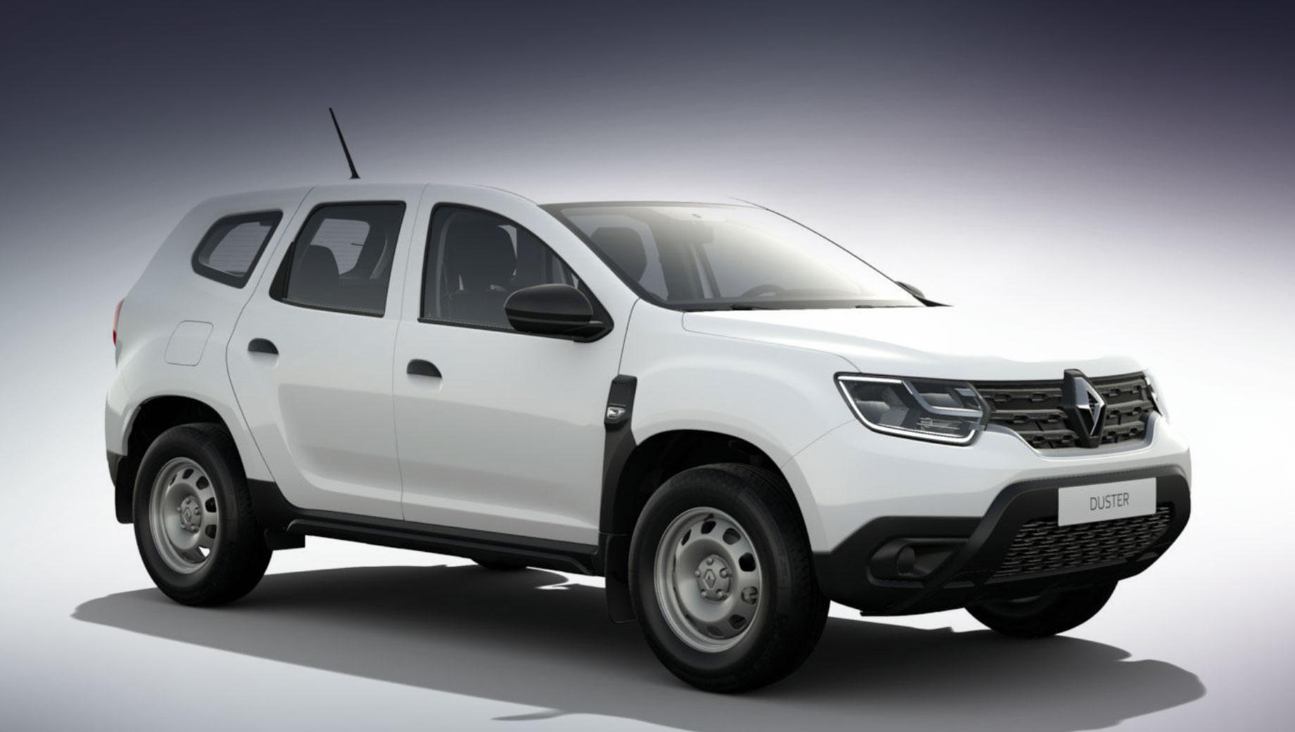 Новый Renault Duster оценён в четырёх комплектациях и спецверсии