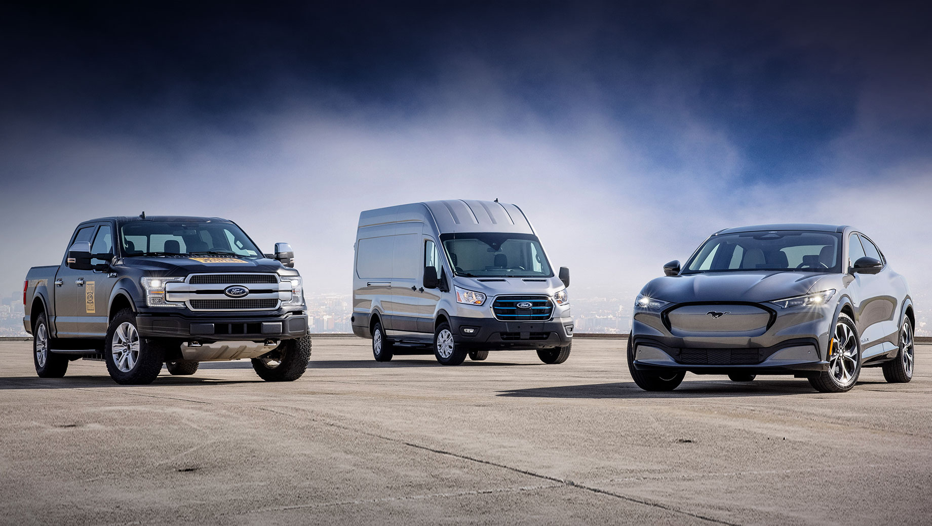 Ford электрифицирует все свои легковушки в Европе с 2026 года