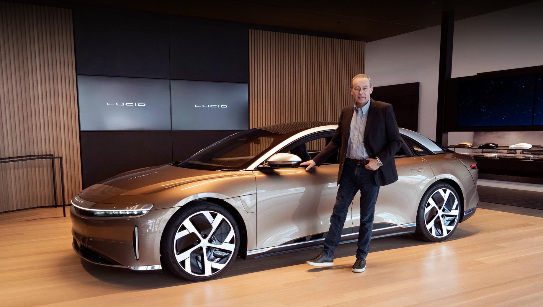 Lucid Motors выйдет на биржу через слияние со специальной компанией