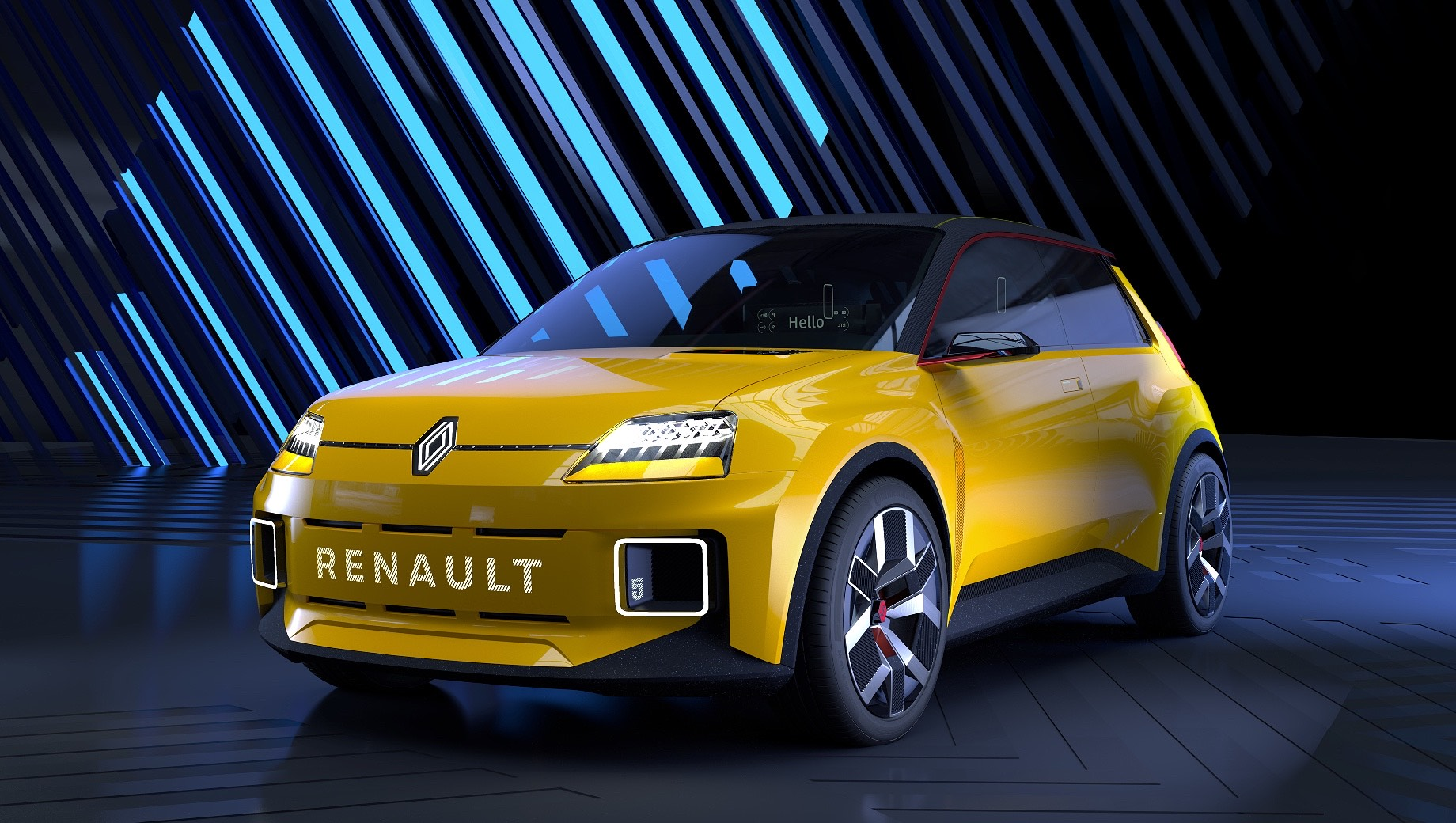 Renault 5 заменит модель Zoe через три года