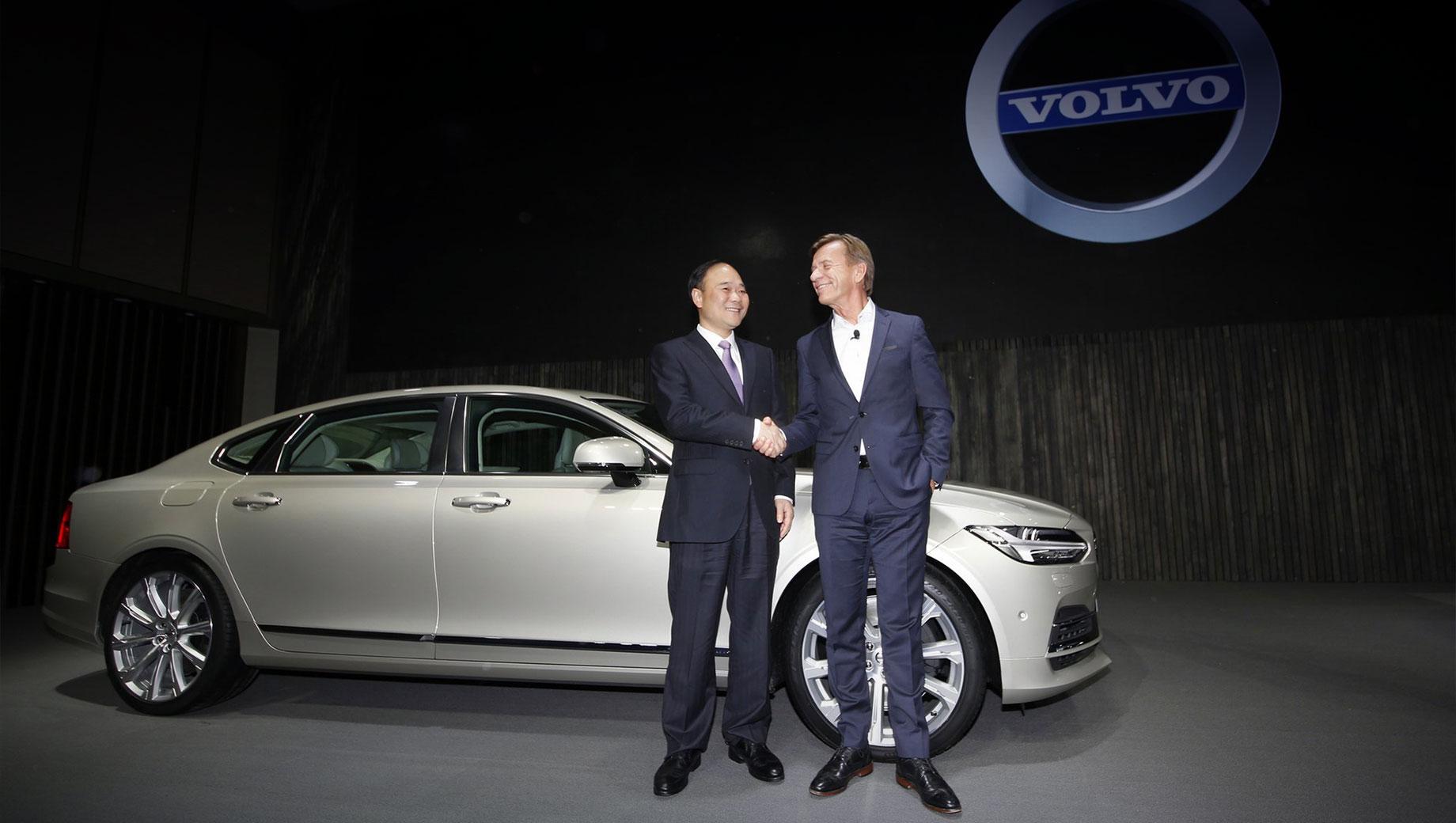 Volvo и Geely отказались от слияния в пользу расширения партнёрства