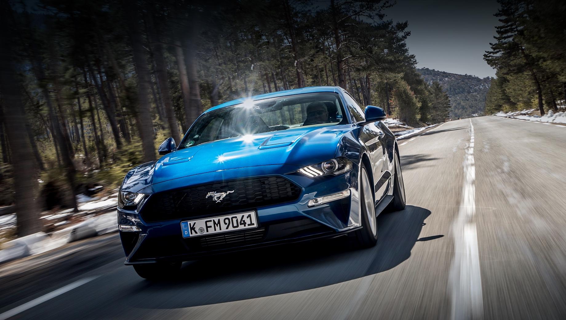 Четырёхцилиндровый Mustang ушёл с европейского рынка