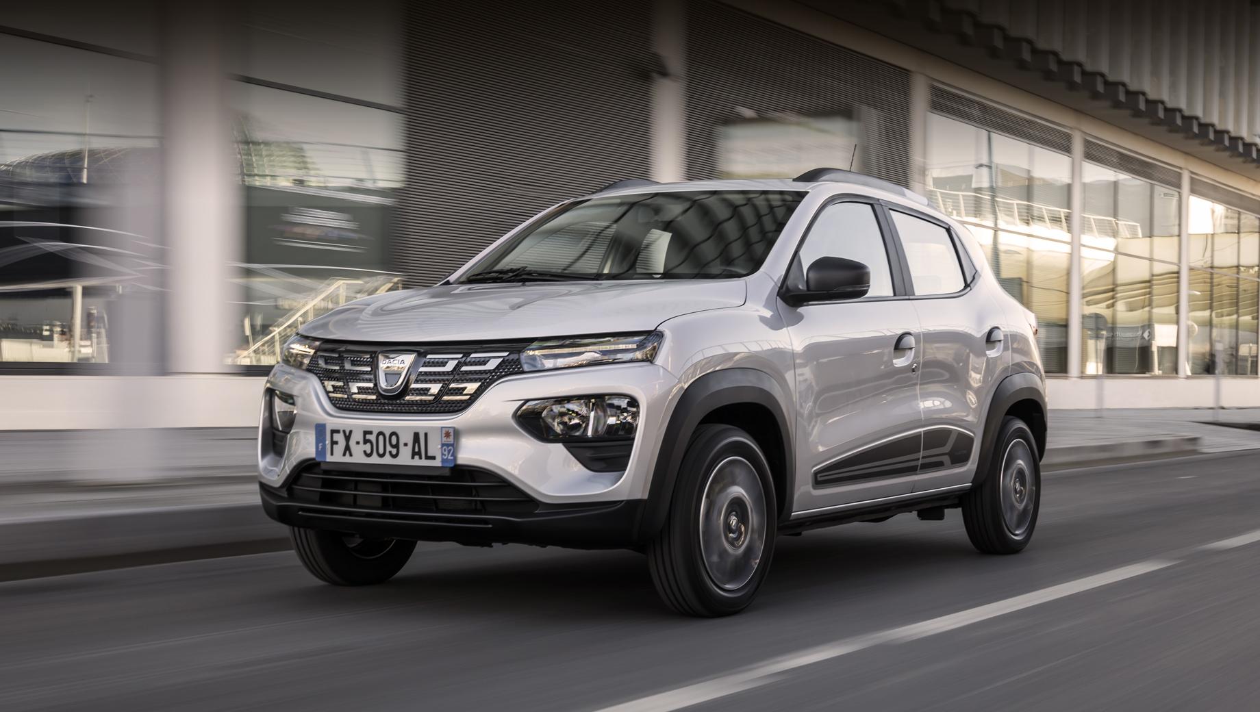 Хэтчбек Dacia Spring улучшил параметры перед стартом продаж
