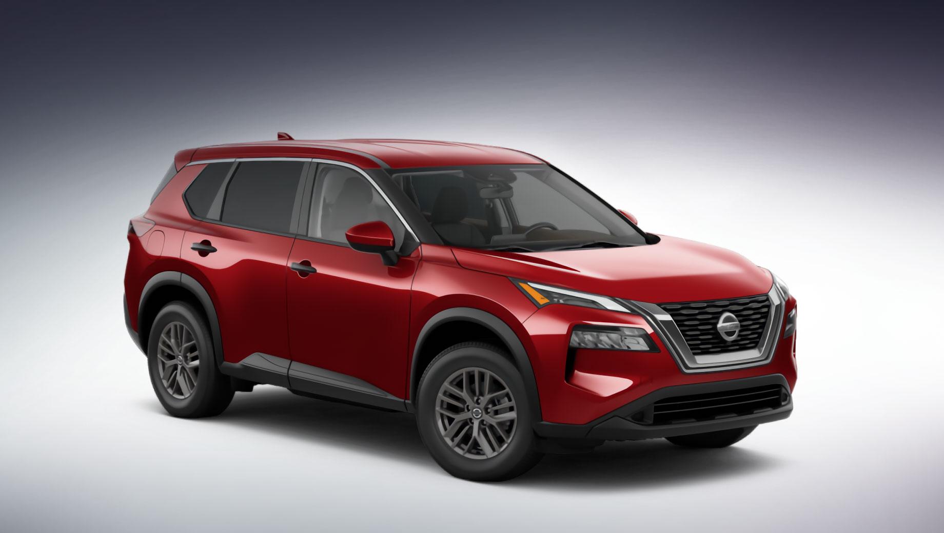 Дополнение: Американский Nissan X-Trail также получит мотор 1.5
