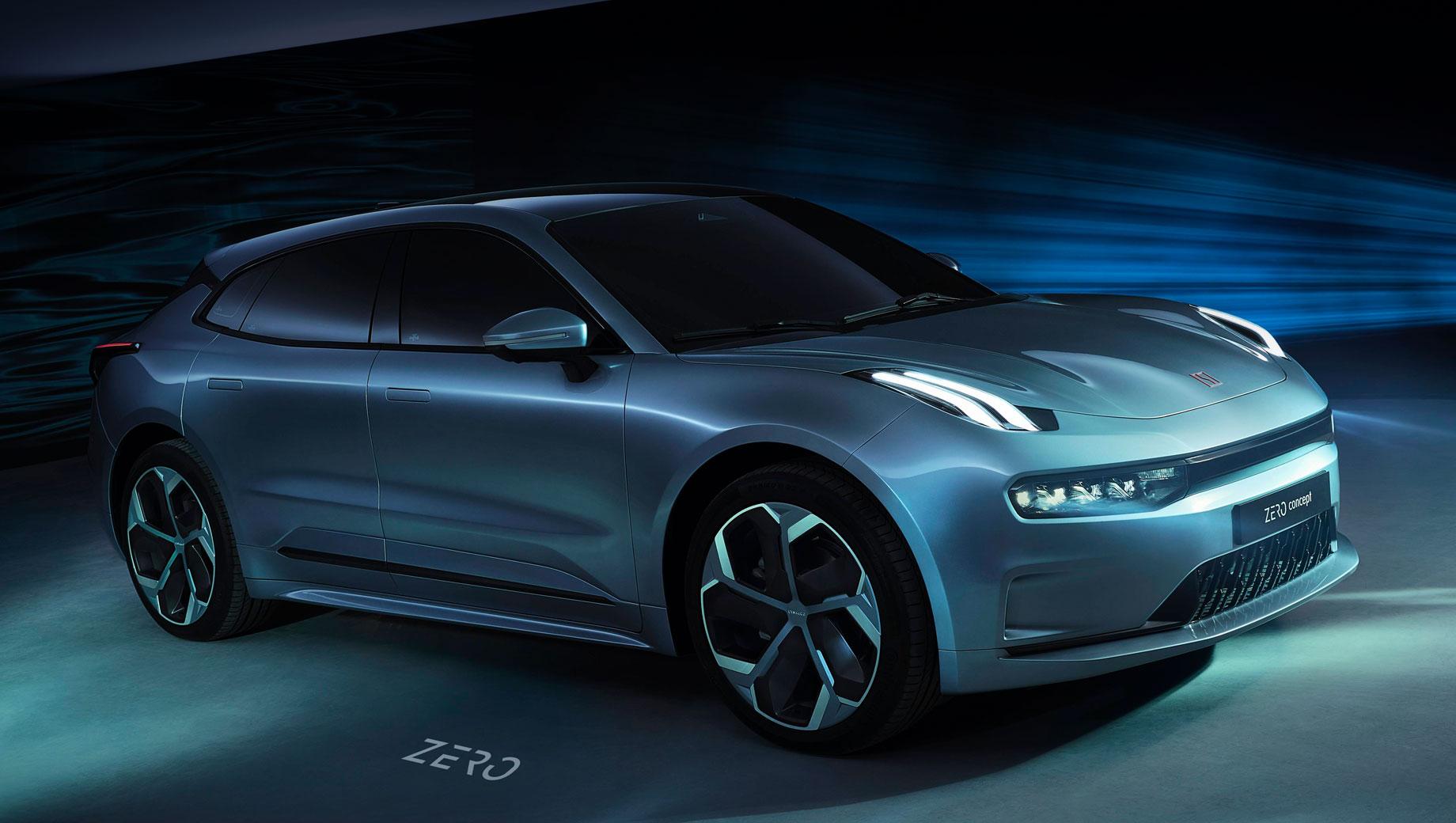 Дополнено: Geely создала бренд Zeekr для дорогих электромобилей