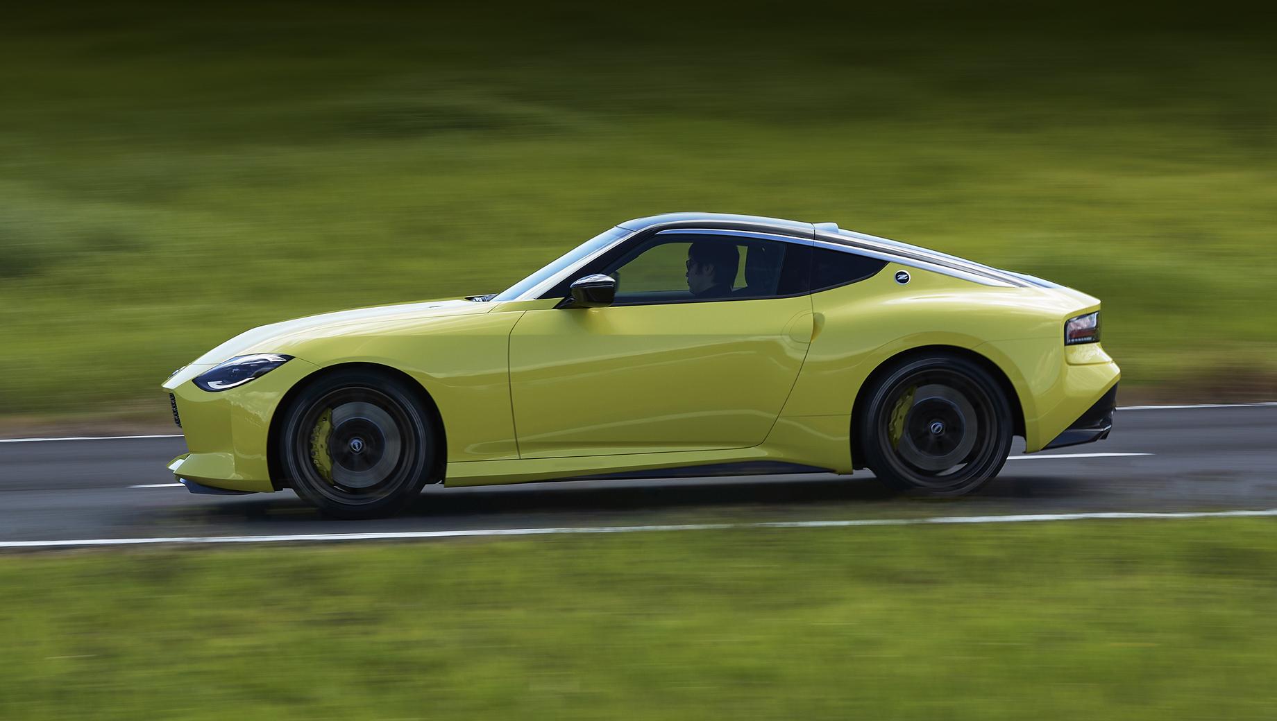 Купе Nissan Z получит девятиступенчатый «автомат»
