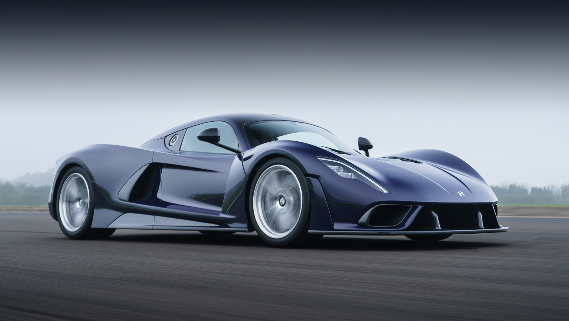 Глава Hennessey задумался о трековом Веноме F5 GTR