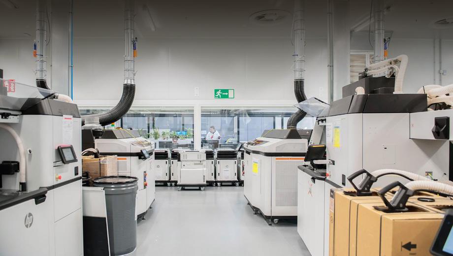 Ford придумал способ утилизации отходов 3D-печати