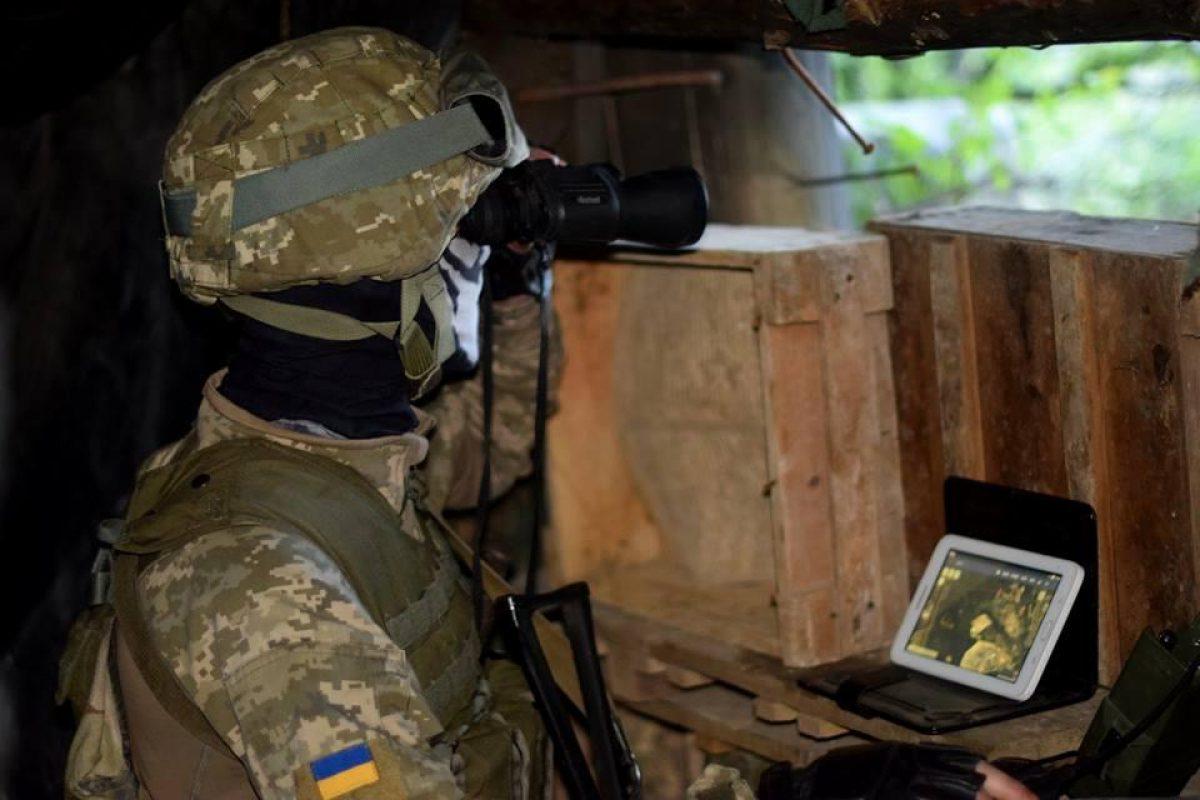 Снайпер и гранатометы: боевики шесть раз нарушили 'тишину' на Донбассе