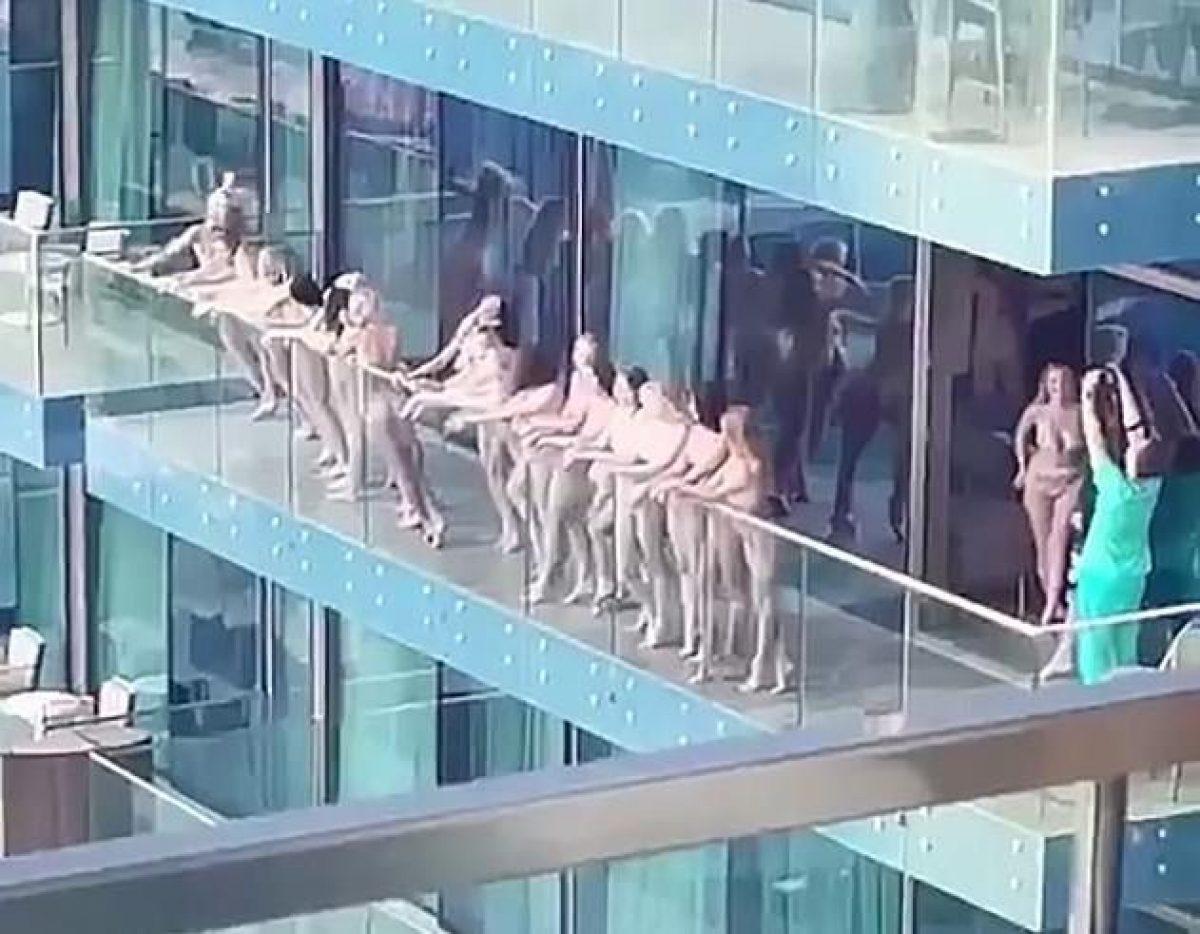 Задержанных участников вечеринки с голыми моделями в Дубае депортируют