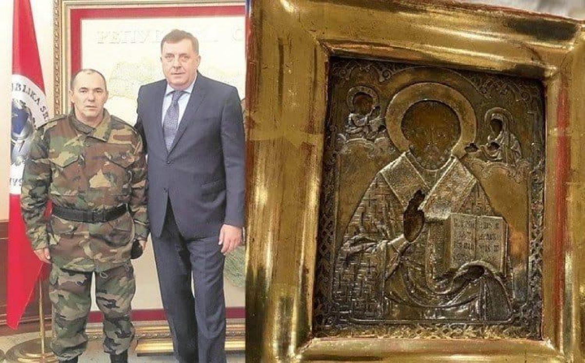 Скандал с передачей украинской иконы Лаврову: Киев готов выслать в Сараево своих экспертов