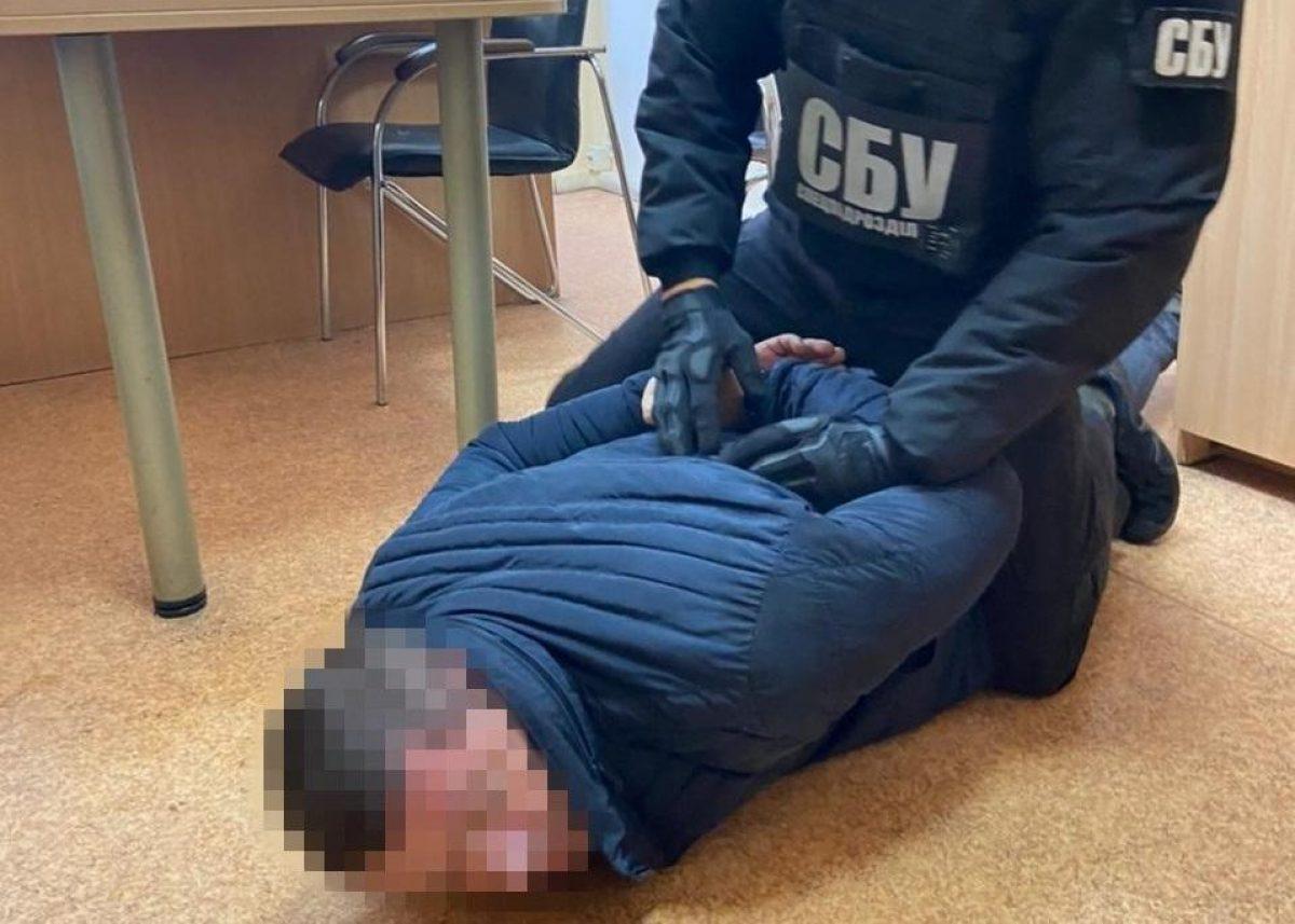 В СБУ назвали причину обысков на 'Киевводоканале': чиновника задержали на крупной взятке