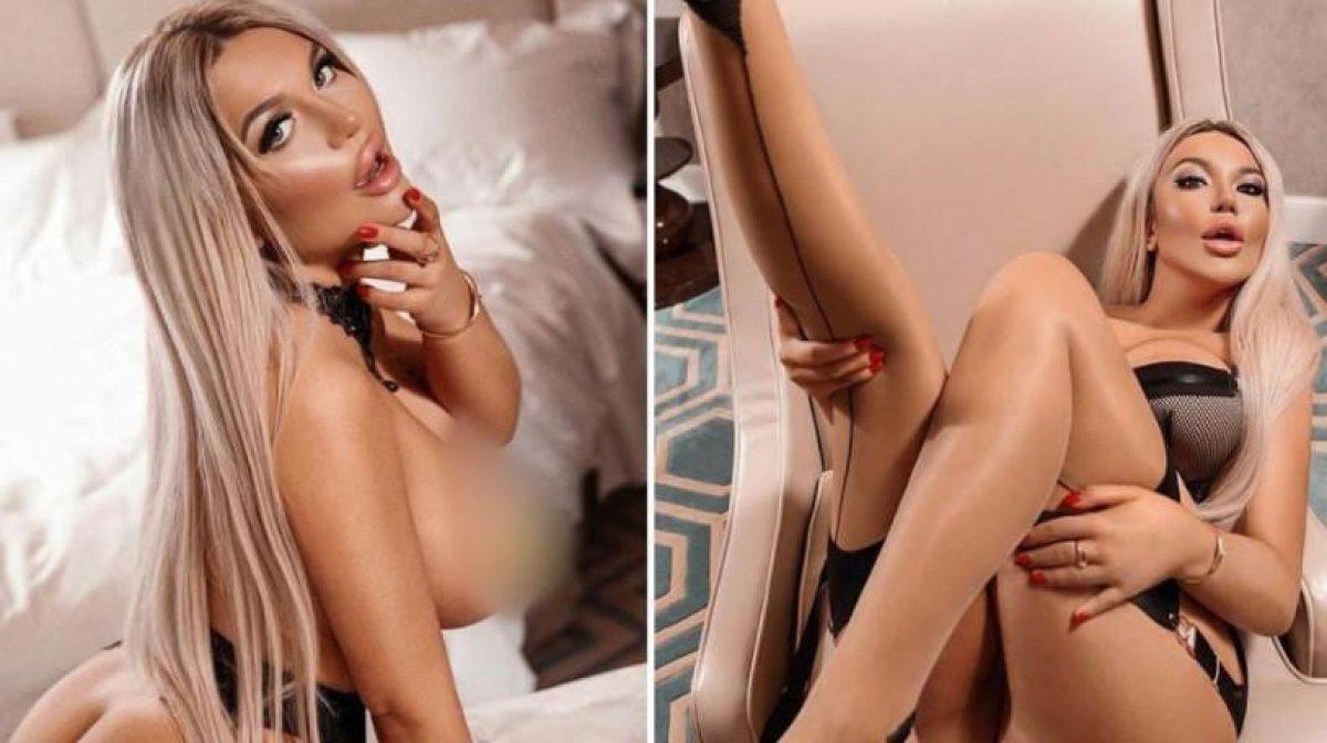 В центре Москвы модель Playboy изрезала подругу ножом