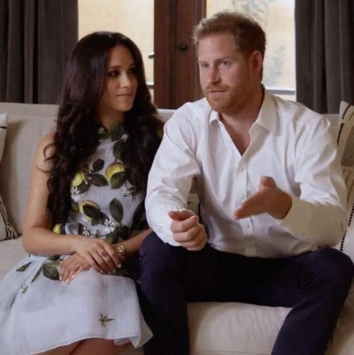 Меган Маркл и принц Гарри впервые появились на публике после известия о второй беременности