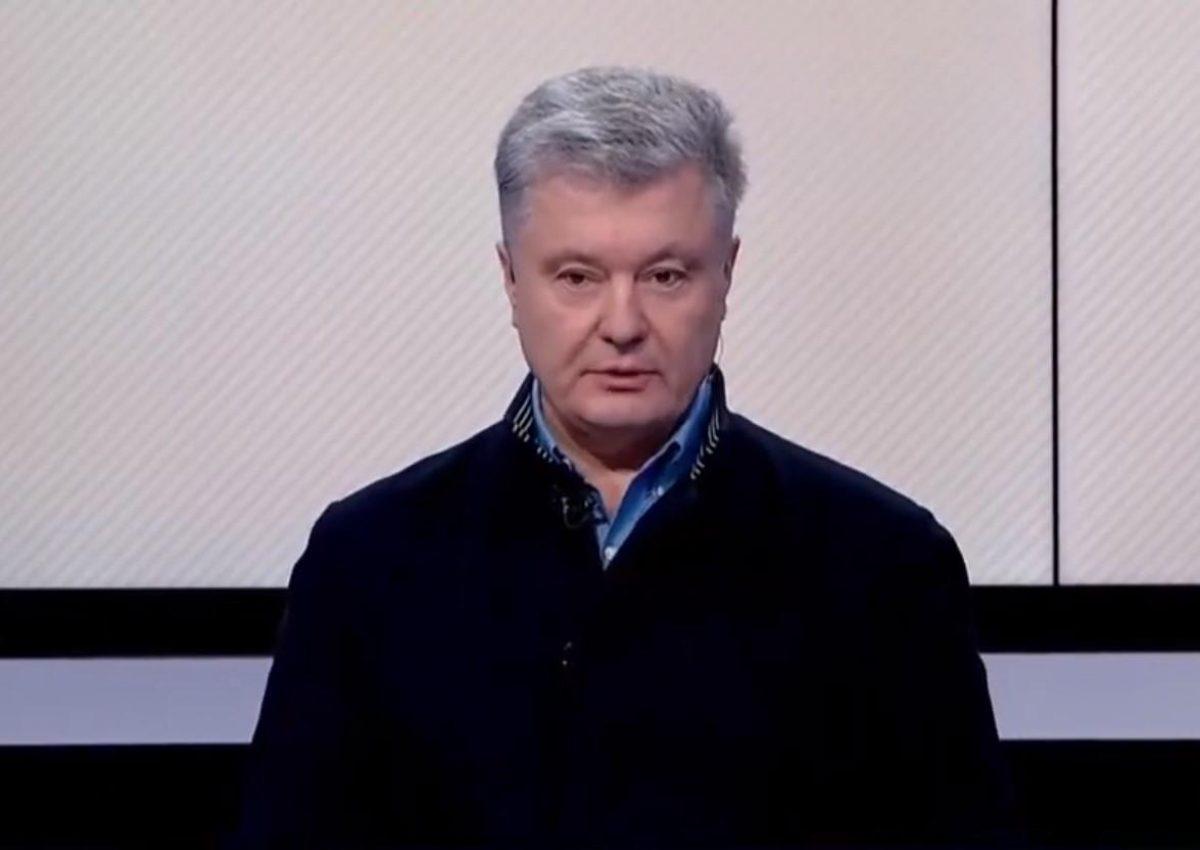 'Он украинец': Порошенко объяснил, почему в свое время не ввел санкции против Медведчука