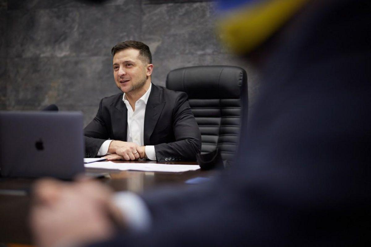 'Он не боится мечтать': Мендель рассказала, пойдет ли Зеленский на второй срок