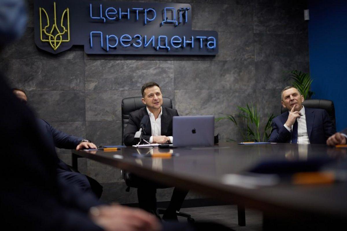 В Украине открывается форум, посвященный борьбе с COVID-19 и открытию границ