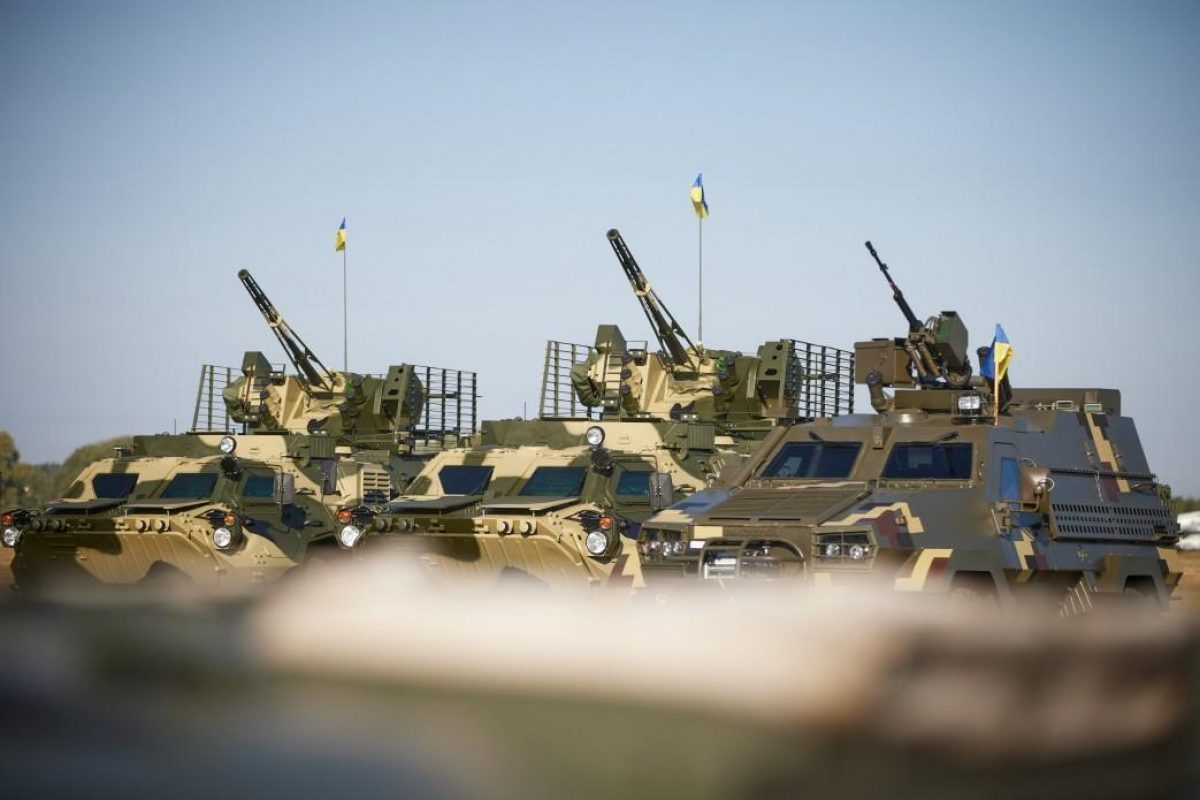 ВСУ в 2021 году получат военной продукции на сумму более 10 миллиардов гривень