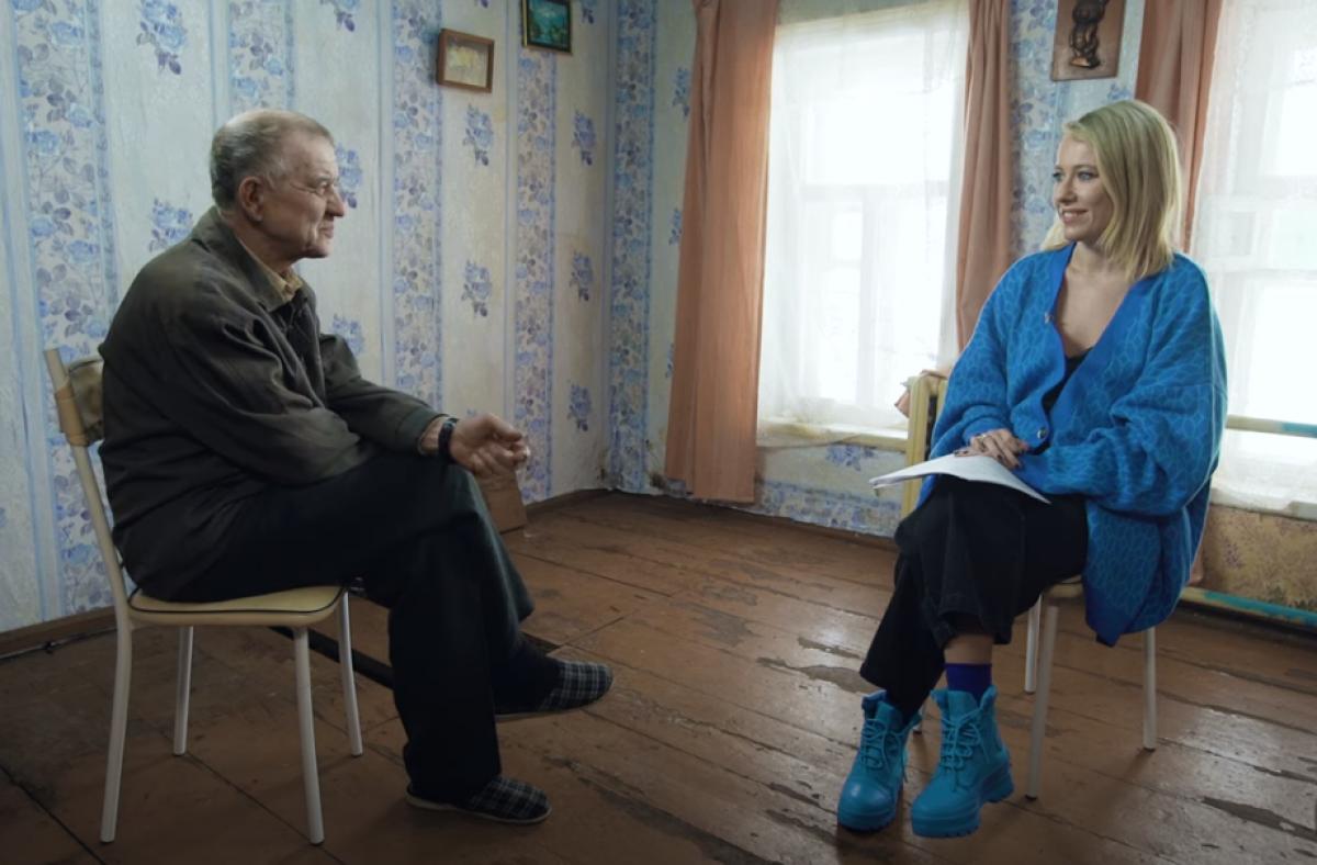 Собчак сняла фильм о выпущенном на свободу 'скопинском' маньяке: ему 'по кайфу'