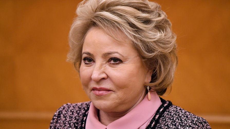 Матвиенко заявила, что IT-гиганты игнорируют законы России и требования Роскомнадзора