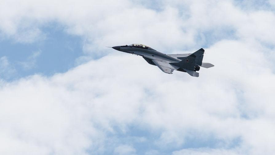 ВКС России получили новые истребители МиГ-35С