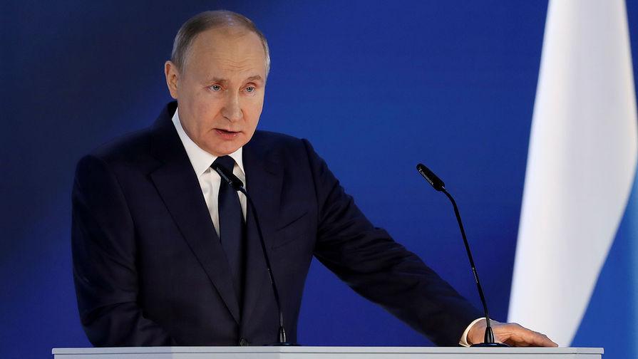 Путин подписал указ о призыве на военные сборы запасников