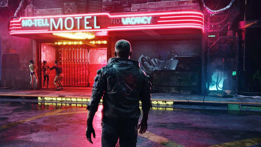 Создатели Cyberpunk 2077 извинились перед геймерами