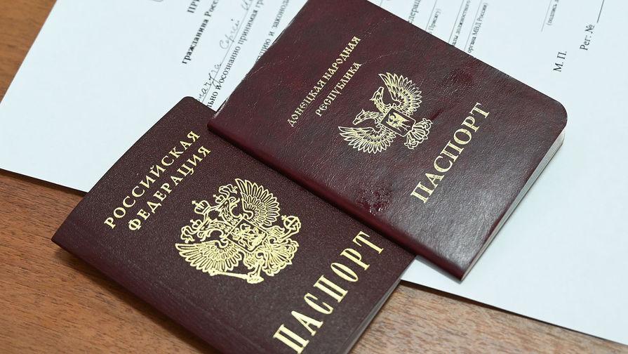Глава ДНР ожидает, что полмиллиона жителей Донбасса получат гражданство РФ