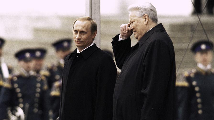 Путин побеседовал по телефону в день рождения Ельцина с его вдовой