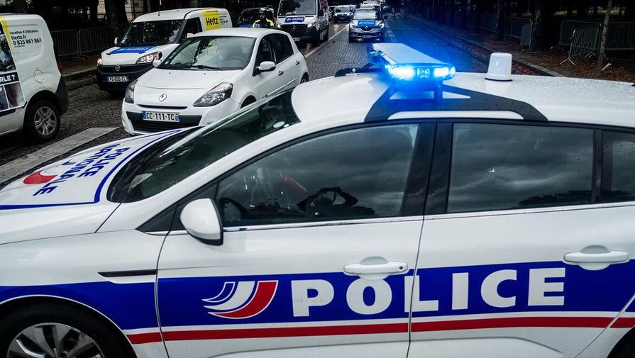 Во Франции 6,6 тыс. человек оштрафовали за нарушение комендантского часа в Новый год