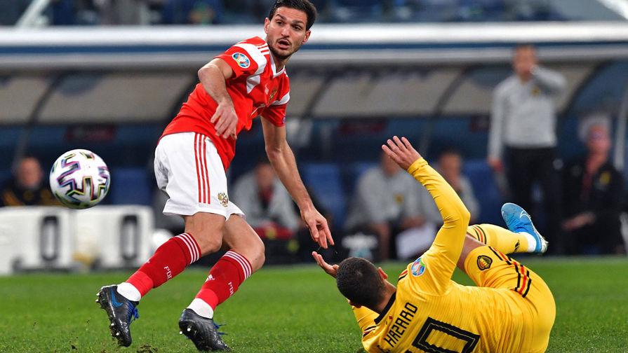 Оздоев пропустит матч сборной России с Мальтой