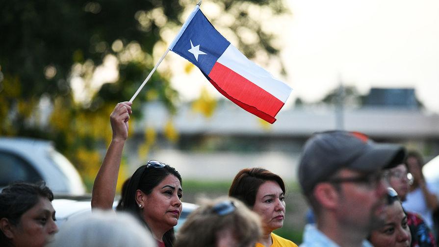 Техас повлиял на данные о рекордном суточном числе заболевших COVID-19 в США
