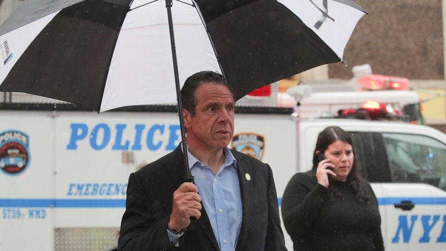 Губернатору Нью-Йорка грозит импичмент из-за обвинений в сексуальных домогательствах