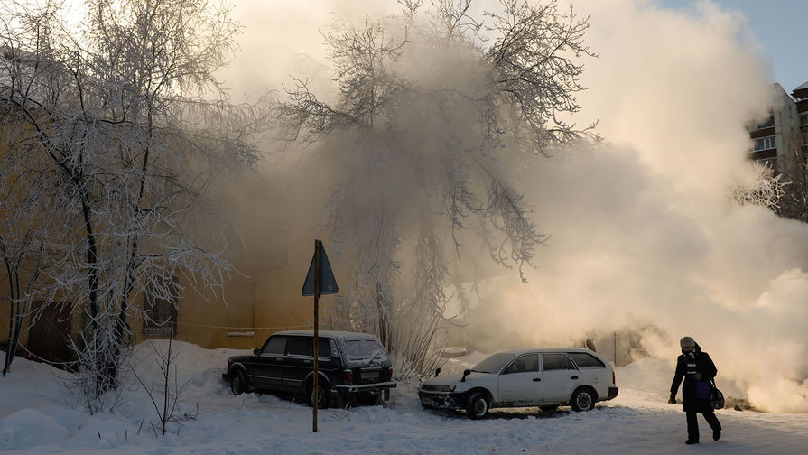 Жителей европейский части России предупредили о мощной волне холода