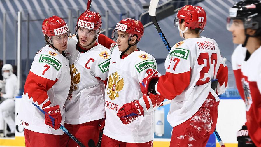 Ларионов предвосхитил игру со сборной Швеции на МЧМ-2021