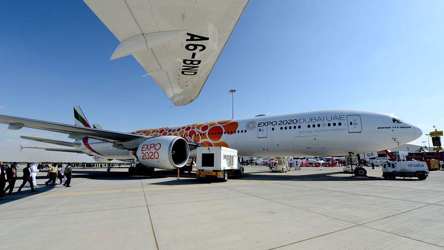 В США проверят все Boeing 777 после инцидента в Денвере