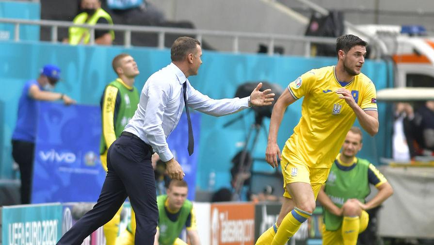 Наставник сборной Англии впечатлен работой Шевченко на Евро-2020