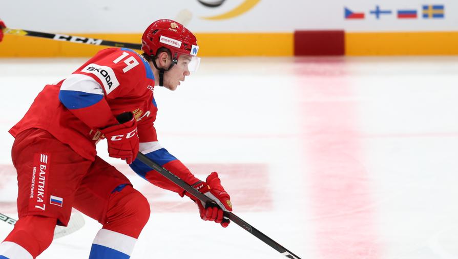 Агент Подколзина прокомментировал решение своего клиента уехать в НХЛ