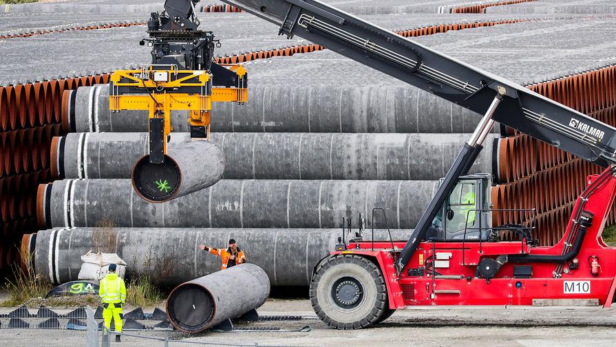 Bloomberg: ФРГ неизбежно откажется от 'Северного потока — 2'