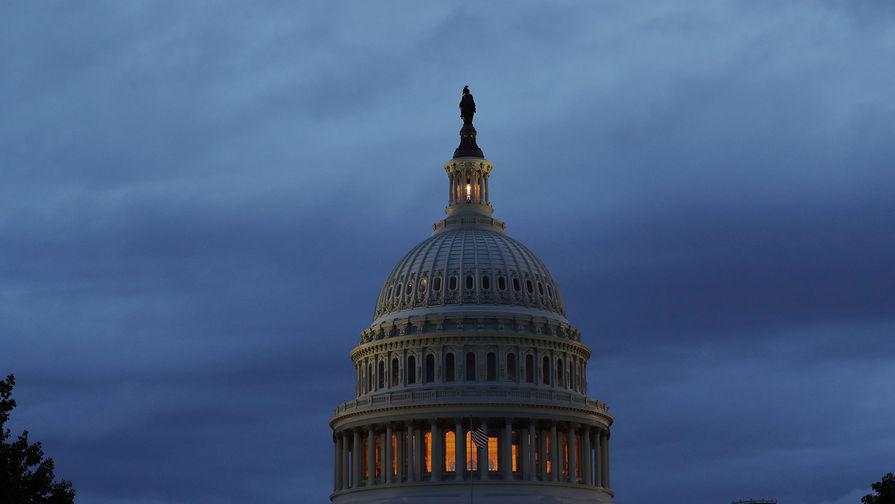 Конгресс США одобрил новые санкции в отношении 'Северного потока — 2'