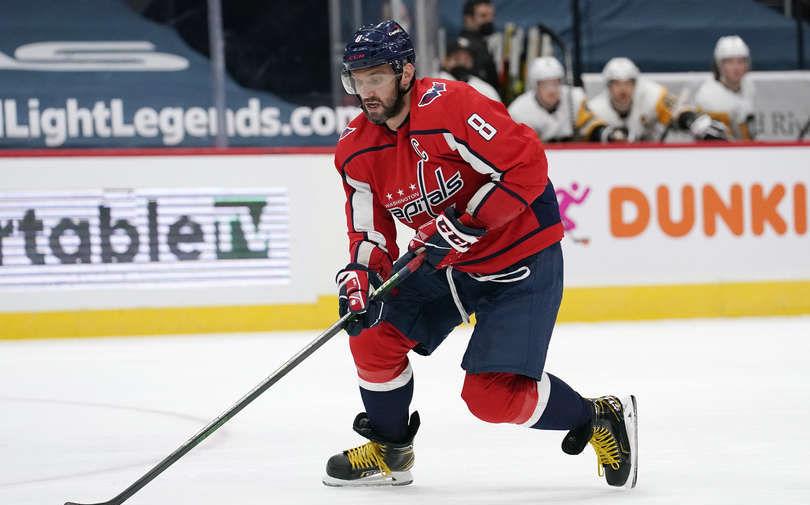 Овечкин вышел на чистое второе место в НХЛ по числу голов в большинстве