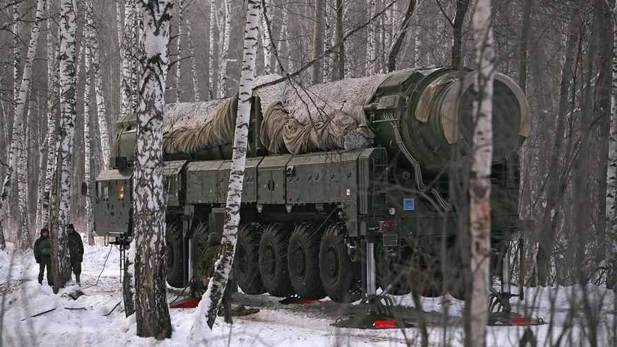 В РФ поставят на боевое дежурство три полка с ракетами до конца 2020 года