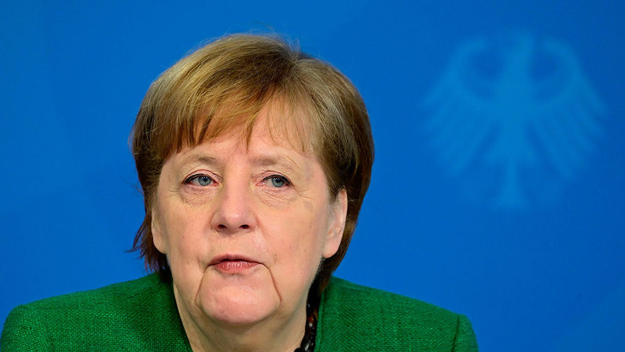 Поддержка партии Ангелы Меркель упала еще ниже