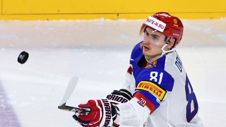 Хоккеист 'Вашингтона' Орлов вернулся в состав команды