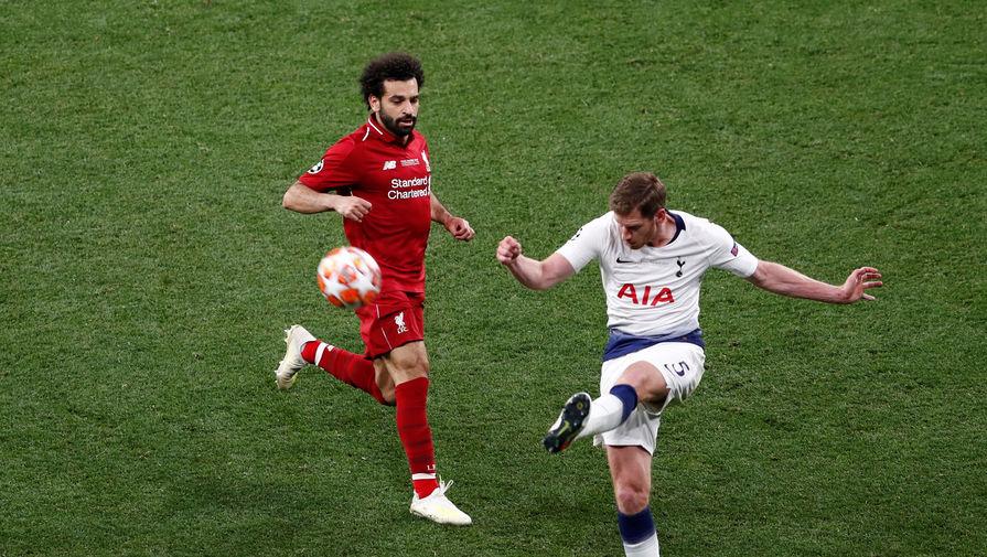 'Ливерпуль' в гостях обыграл 'Тоттенхэм' в матче АПЛ