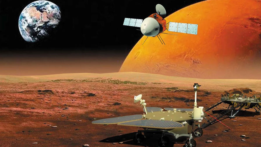 Ученый назвал сроки появления города-миллионника на Марсе