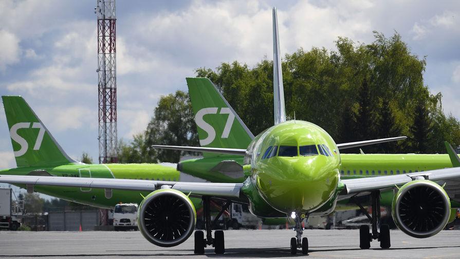 Следователи проверят всех пилотов S7 за период работы в компании Бадракова
