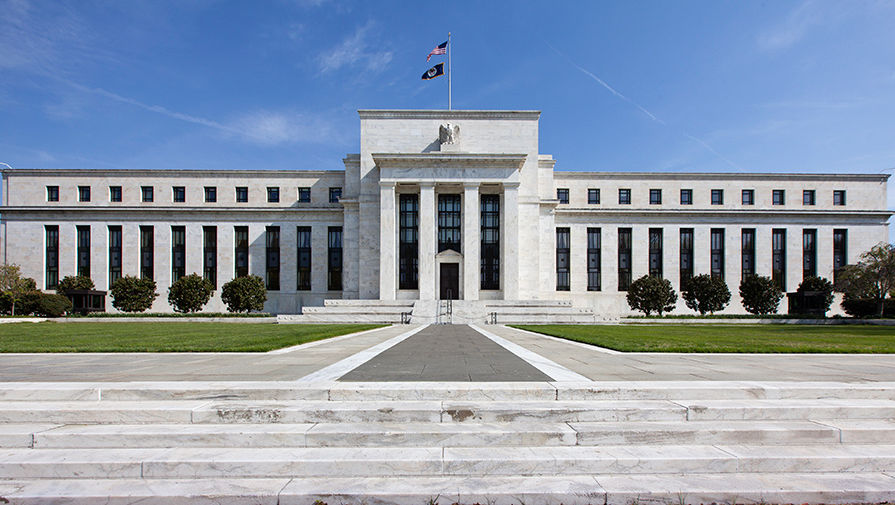 ФРС США сохранила уровень базовой ставки
