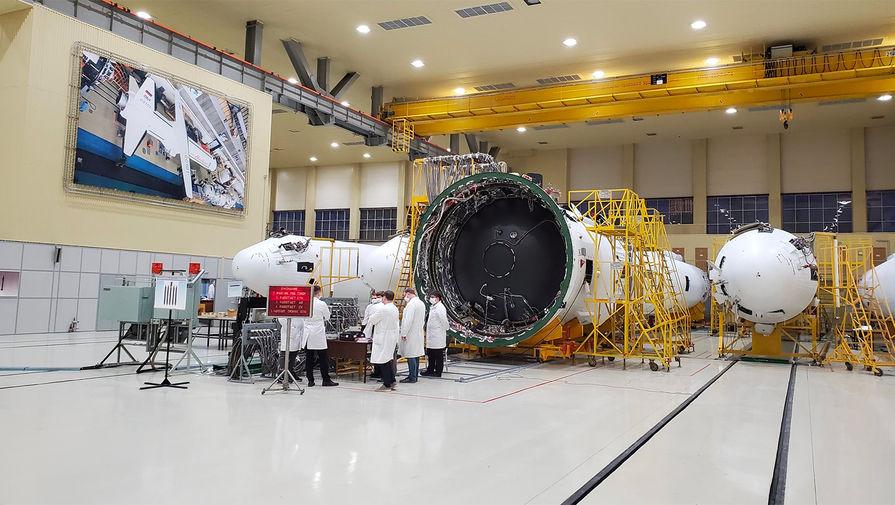 Ракета 'Ангара-А5' успешно вывела макет спутника в космос