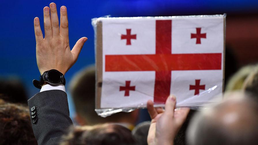 В Грузии парламент принял резолюцию об интеграции в Евросоюз и НАТО